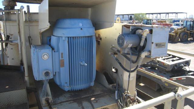 2005 Pioneer VSI 2500 UltraSpec. Rear motor.