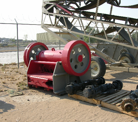 Gator 10×47 Jaw Crusher