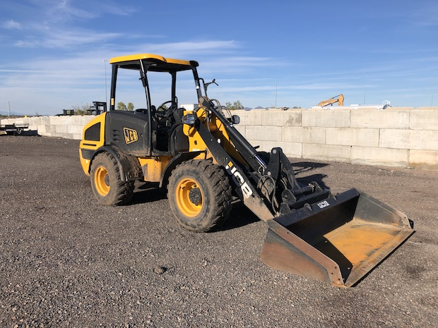 2015 JCB 407 Wheel Loader