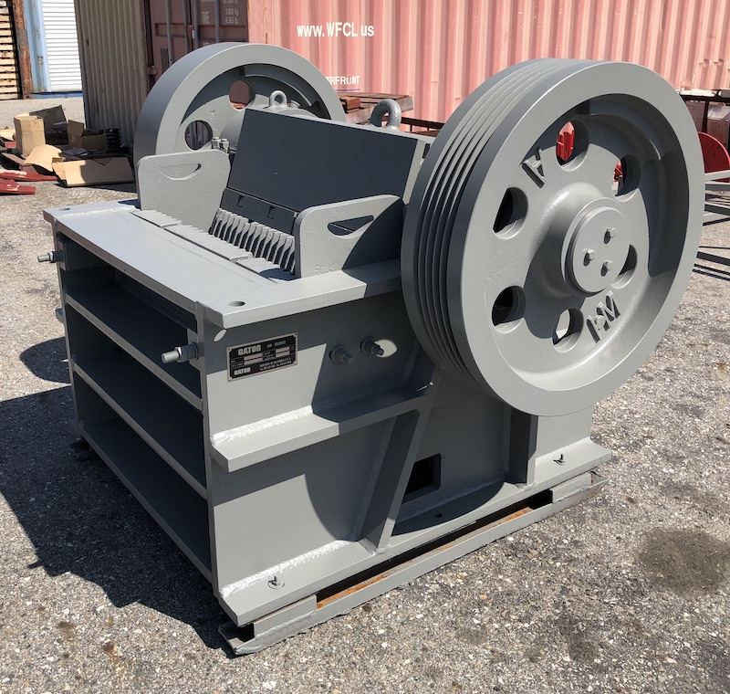 Gator 10×39 Jaw Crusher