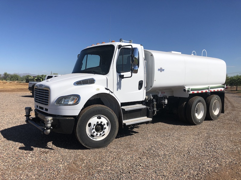 2013 Freightliner M2 4,000 Gallon Water Truck
