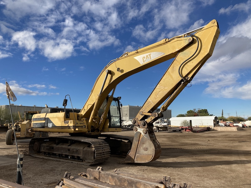 1997 CAT 330BL, Unit 43640
