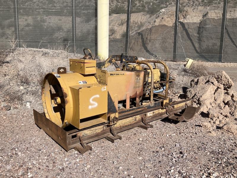 McLaughlin MCL42T, Boring Machine