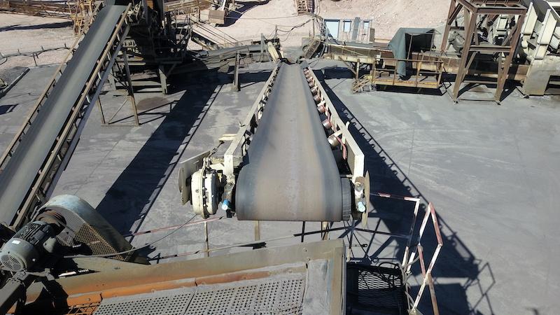 Superior 36x60 Conveyor.